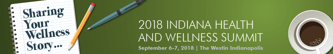 Indiana Health and Wellness Summit Mobile Logo