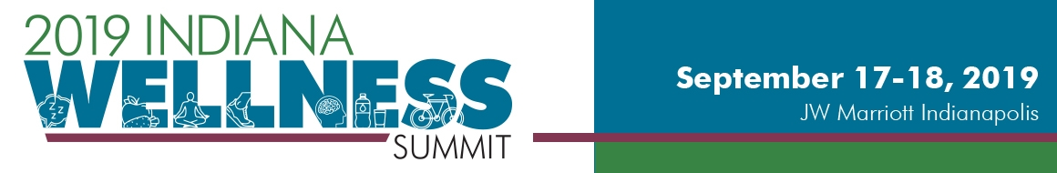 Indiana Health and Wellness Summit Retina Logo
